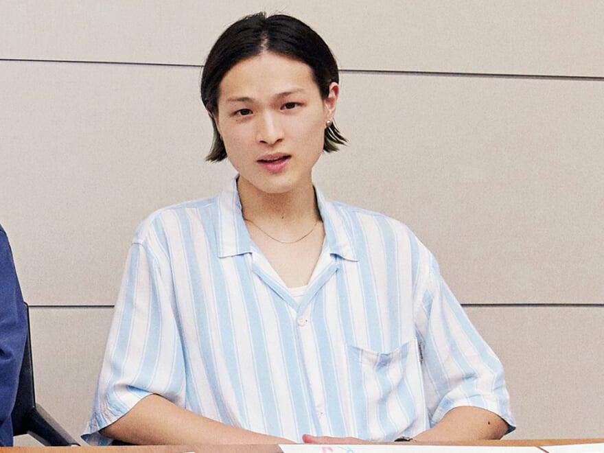 人気美容師Ryutaroさんのヘアスナップ分析。今どきニュアンスの取り入れ方が見事