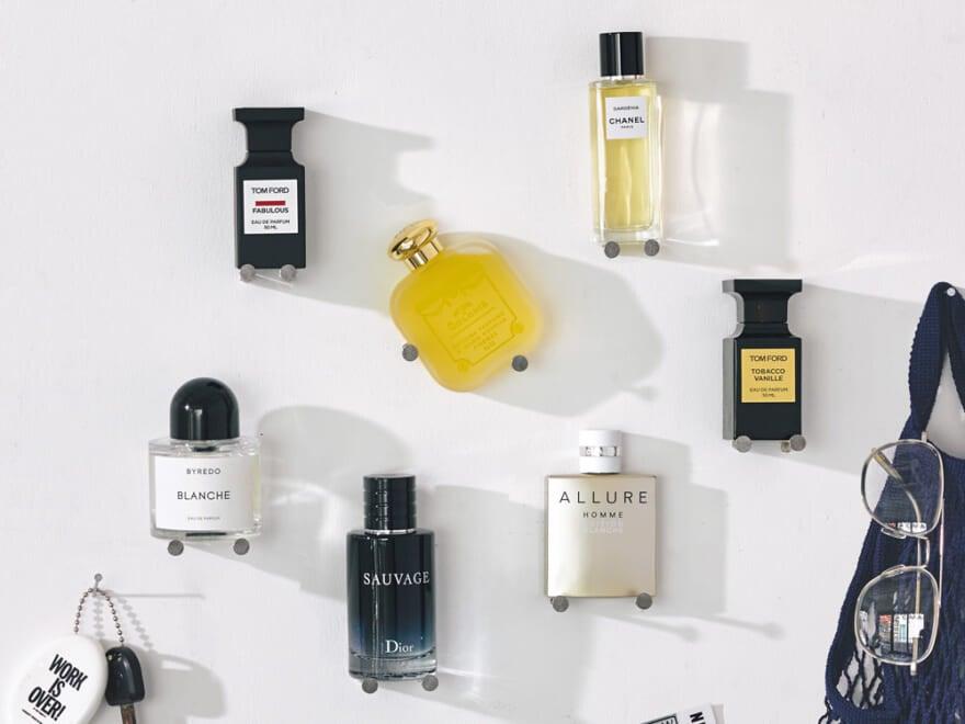 「これが僕らの愛用香水」ファッションのプロが明かすお気に入りの名品カタログ①