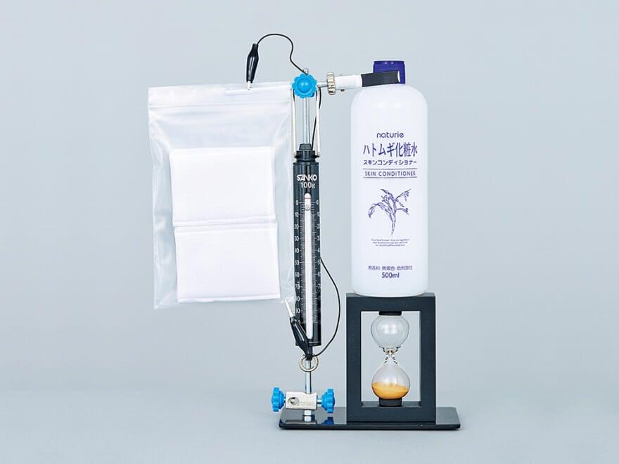 ロングセラーのハトムギ化粧水にローションパック用コットンつきの限定品が登場