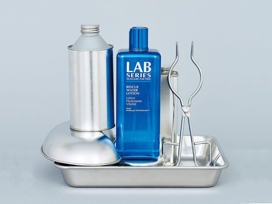 中川大輔も愛用するラボ シリーズの定番化粧水。待望の大容量ボトルついに発売