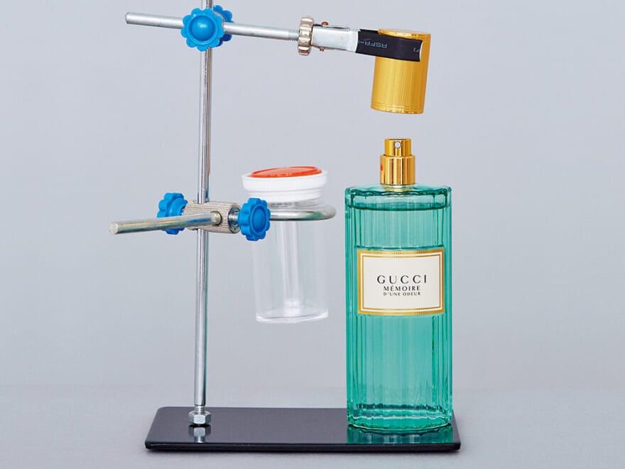 グッチの新作香水は、ボタニカルな優しい香りでジェンダーレスに使える
