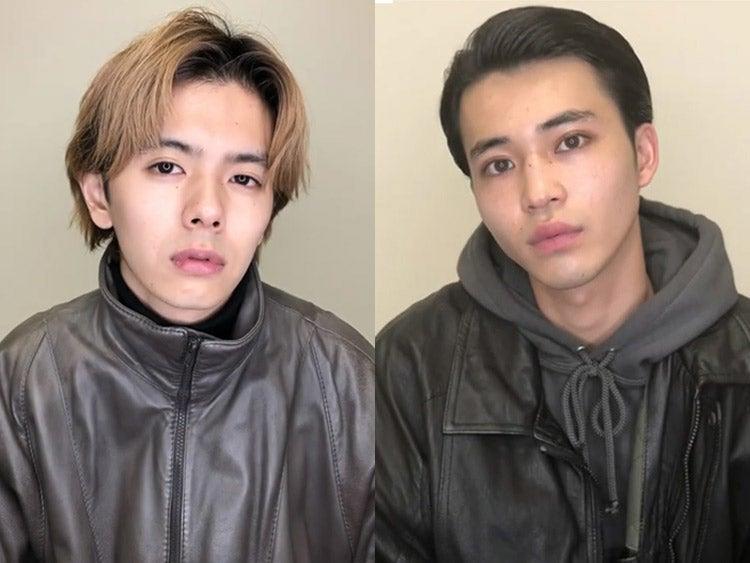 【動画】メンズノンノモデル中田と井上が、セルフで冬コーデに合わせる髪型は?