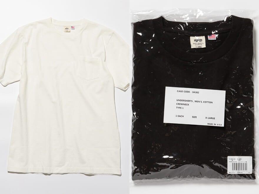 USAメイドの新作ポケットTシャツは質実剛健&オーバーサイズで合わせやすい!