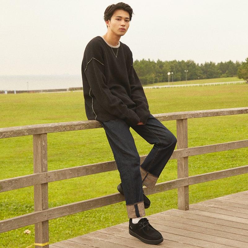 超定番服【リーバイス®︎501】のジーンズを、最大限今っぽく着る方法。