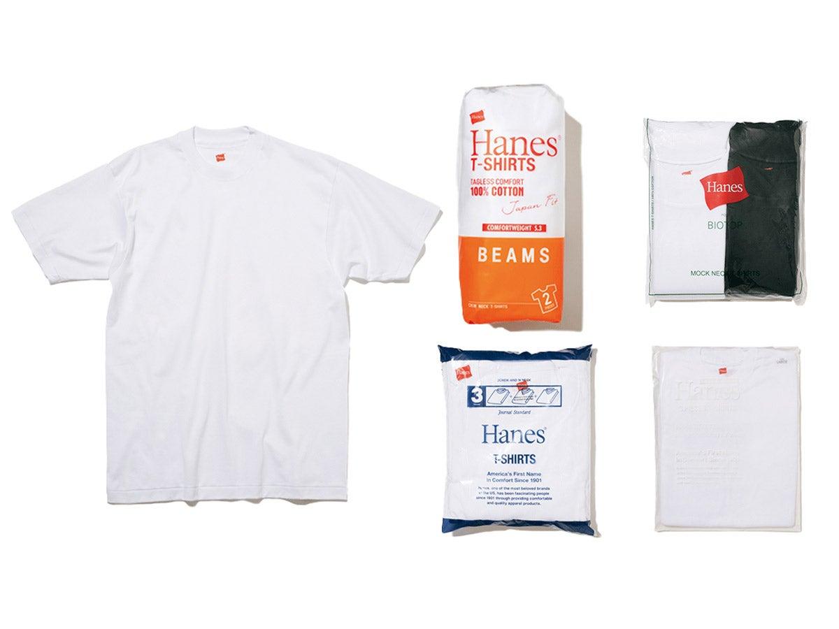 おしゃれでコスパ良し! ヘインズのセレクトショップ別注パックTシャツ4選