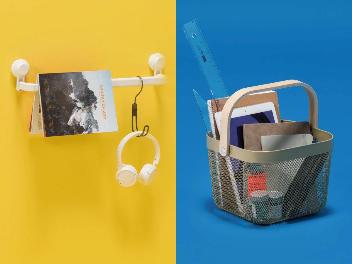 "IKEAの1000円以下アイテムで出来る!  簡単おしゃれな""見せる収納術""3選"