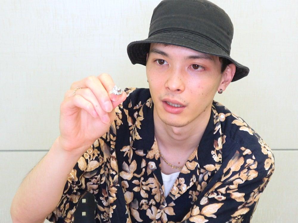 【私物紹介】メンズノンノモデル守屋光治が、夏の愛用アクセサリーを語る!