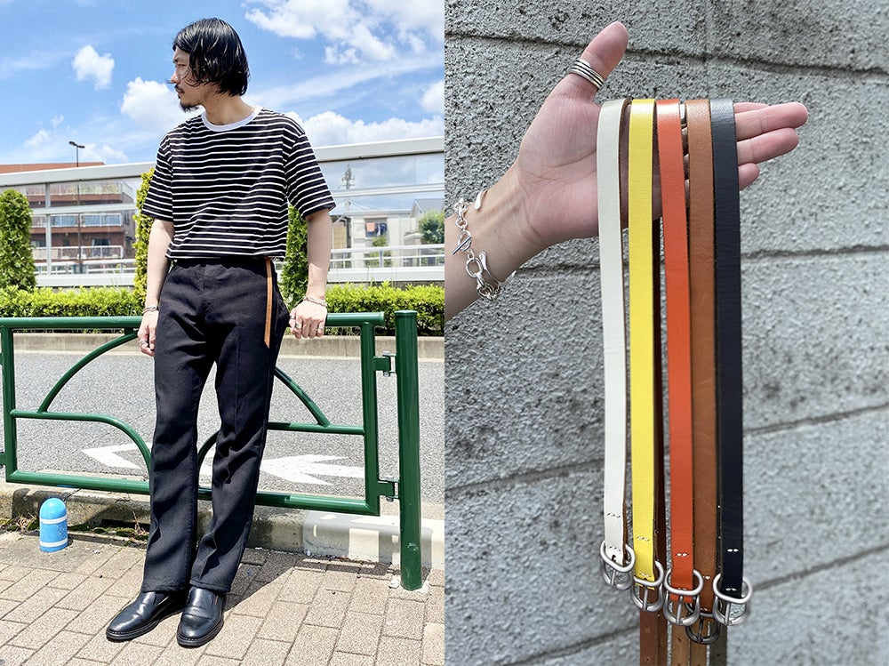 エンダースキーマの7000円ベルトが夏コーデのアクセントに最適!【オレ一番の安いモノ自慢】