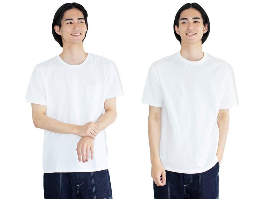 ユニクロにザ・ノース・フェイス…おしゃれプロが選ぶパックな白Tシャツ6選