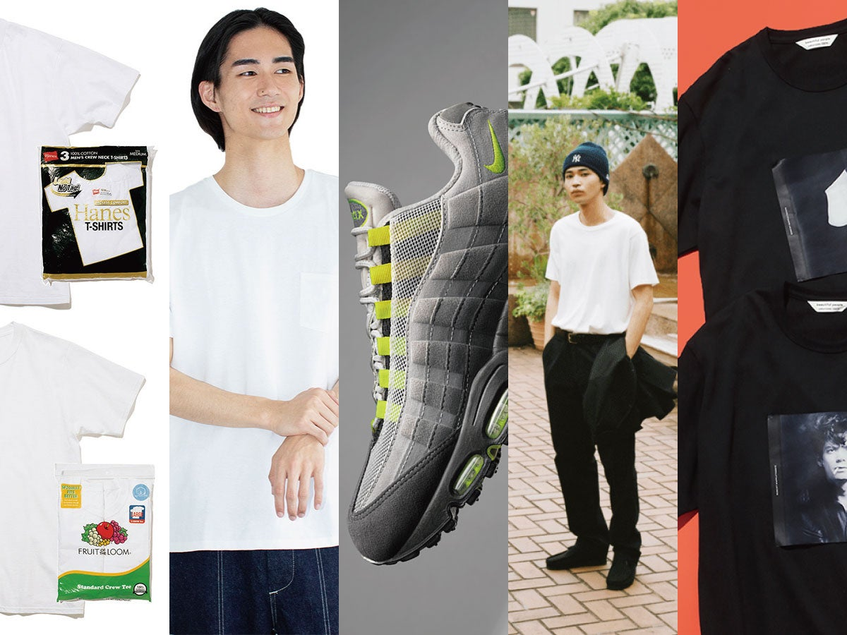 今週の人気記事ランキングTOP5「この夏最強のパックTシャツはこの12ブランド!」【8/8~8/14】
