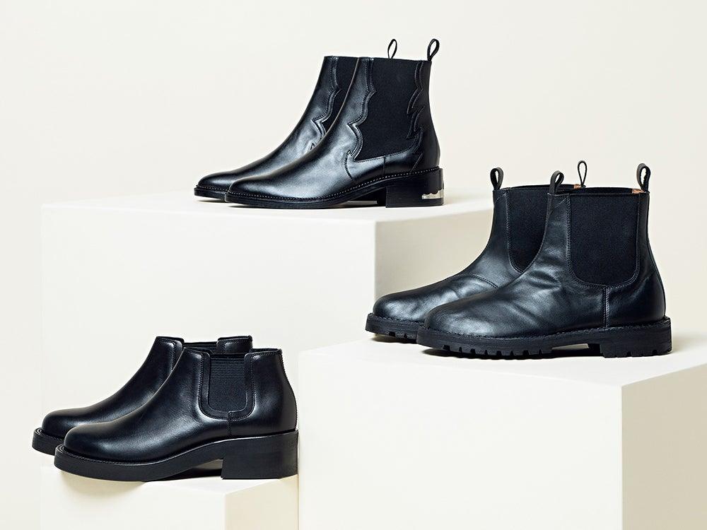 上品で履きやすい。サイドゴアブーツの新作3選をファッションプロがオススメ!