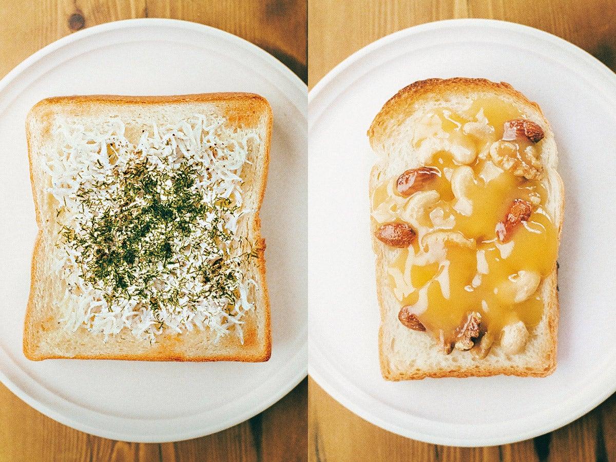 のっけて焼くだけで美味すぎ! 忙しい朝の簡単「トースト」レシピ4選