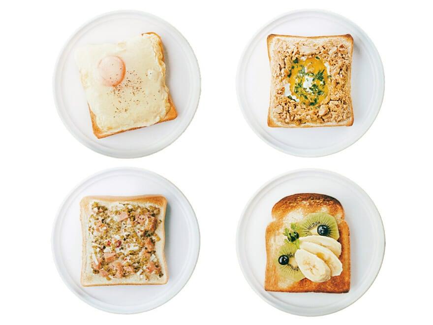 卵とハムとチーズは鉄板! のっけて焼くだけの簡単「トースト」アレンジレシピ4選