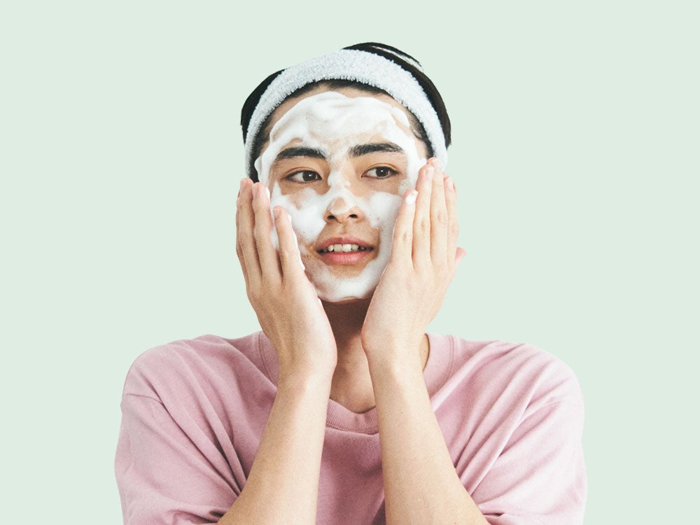 その洗顔、間違ってます! 少し変えれば肌が変わる。「すべすべ肌」を作る洗顔とは