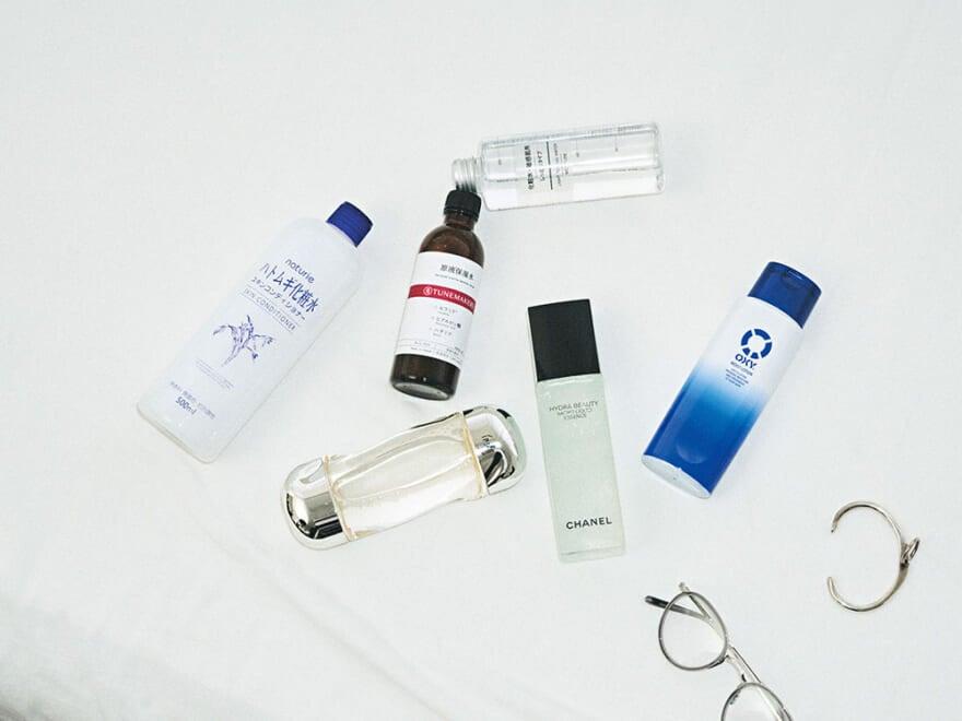男子の化粧水使用率89%※! たっぷり使いたい、メンズノンノが厳選の6アイテム