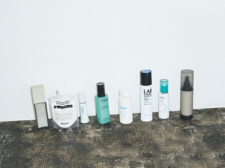 モテるすべすべ肌のための必需品。化粧水を使うなら乳液もセットで!