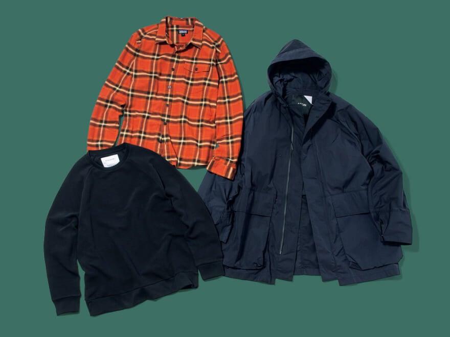 これ着てキャンプ行きたい!ファッションプロが選ぶ、アウトドアな秋服3選