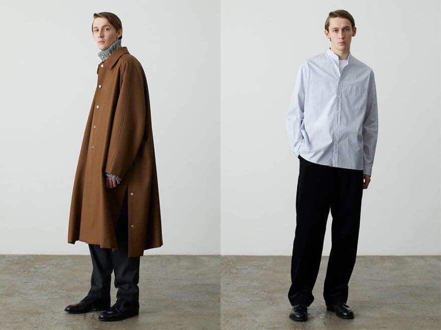 「ザ クラシック」初のオーダー会! コートとシャツを上質な生地で自分好みに