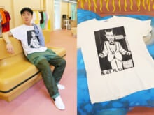 ロックTシャツ+ナイキのスニーカーを80年代風コーデ【おしゃれ男子の古着愛!】