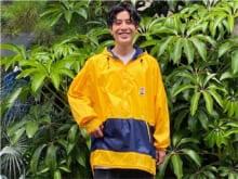 90年代ステューシーのパーカーはゆるいサイズ感と配色がお気に入り【おしゃれ男子の古着愛!】