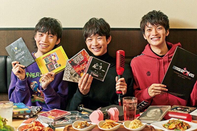 男子もハマるK-POP。その魅力をメンズノンノモデルたちが語る!