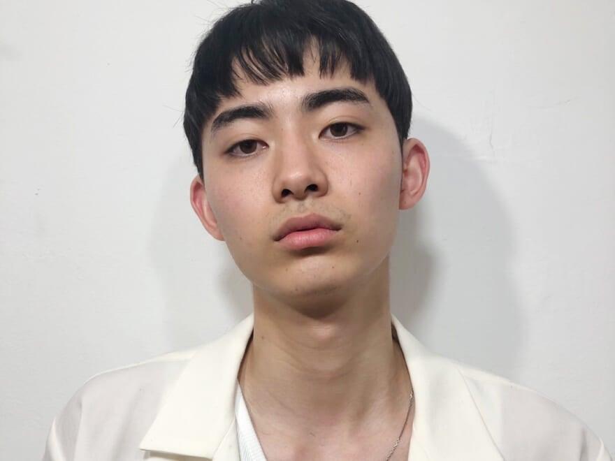豊田裕大、髪を短く切りました! この長さに慣れたらもっと短くしようかな?