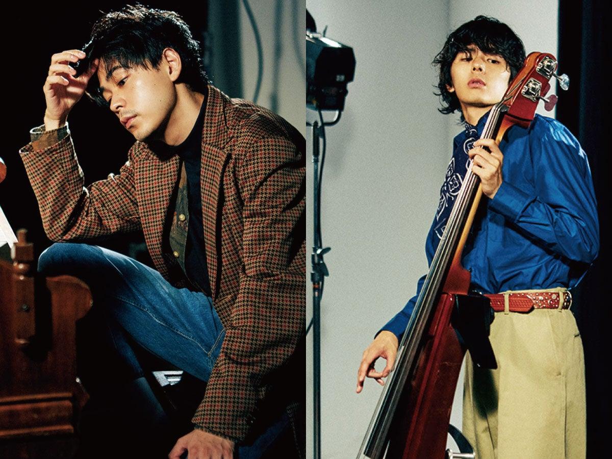 成田 凌&井上翔太が着こなす! この秋おすすめなクラシカルコーデ、4つの着こなしルール