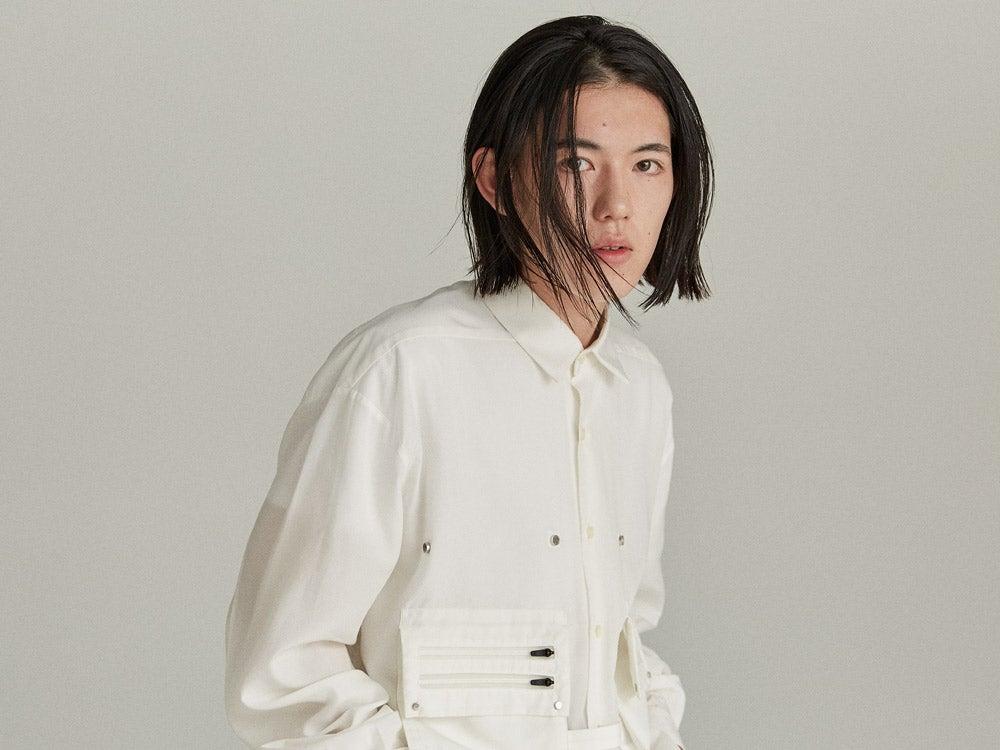 アンニュイかつモードな印象のボブスタイルが、服好きに人気上昇中。
