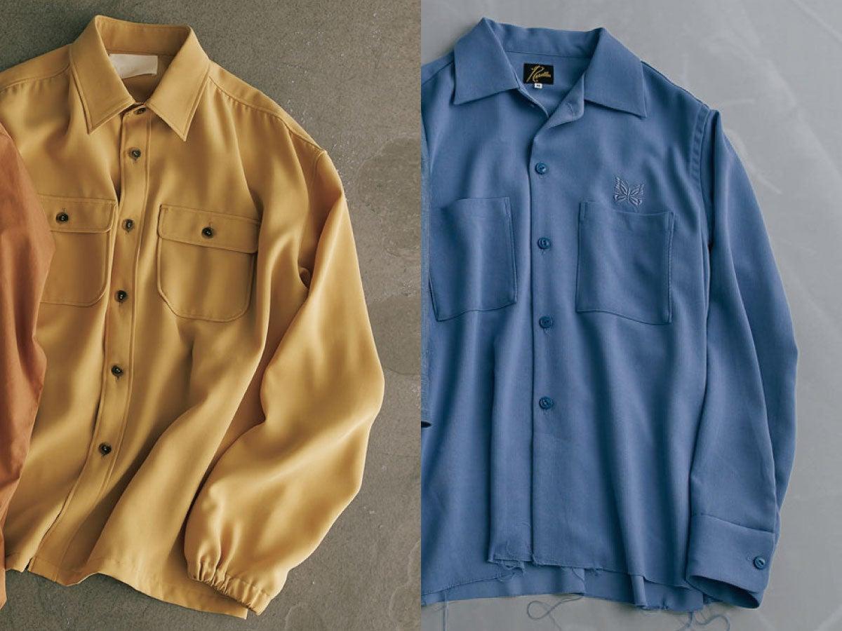 着回し力最強!この秋買うべきシャツのカラーはこの3色だった