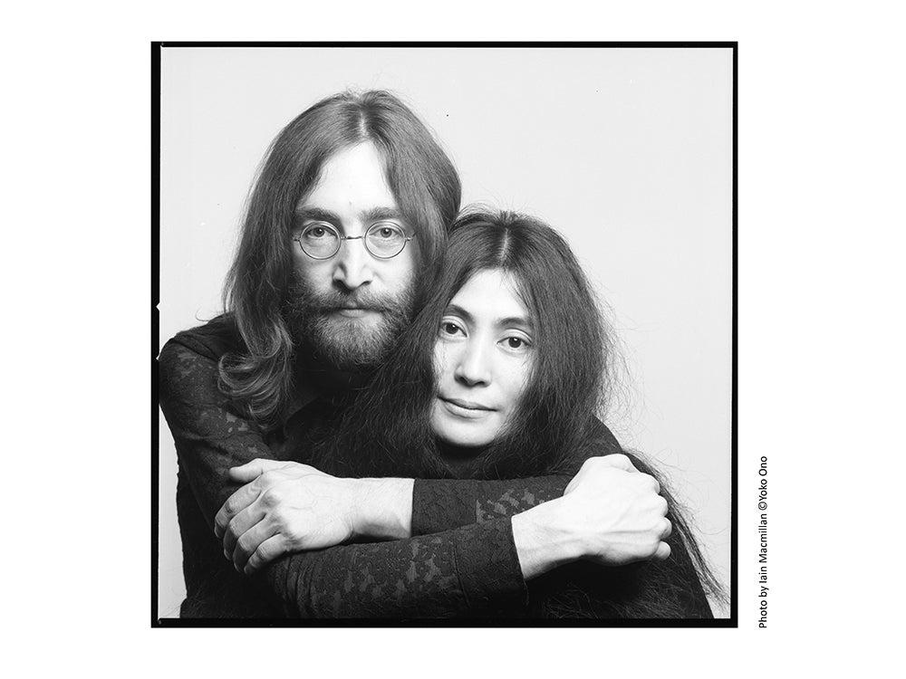 ジョンとヨーコの愛は永遠!「ダブル・ファンタジー」展とコラボアイテムで感じる音楽とアート