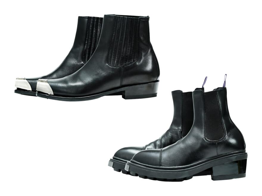 この秋冬絶対履きたい5選!男っぽさ満点のサイドゴアブーツ