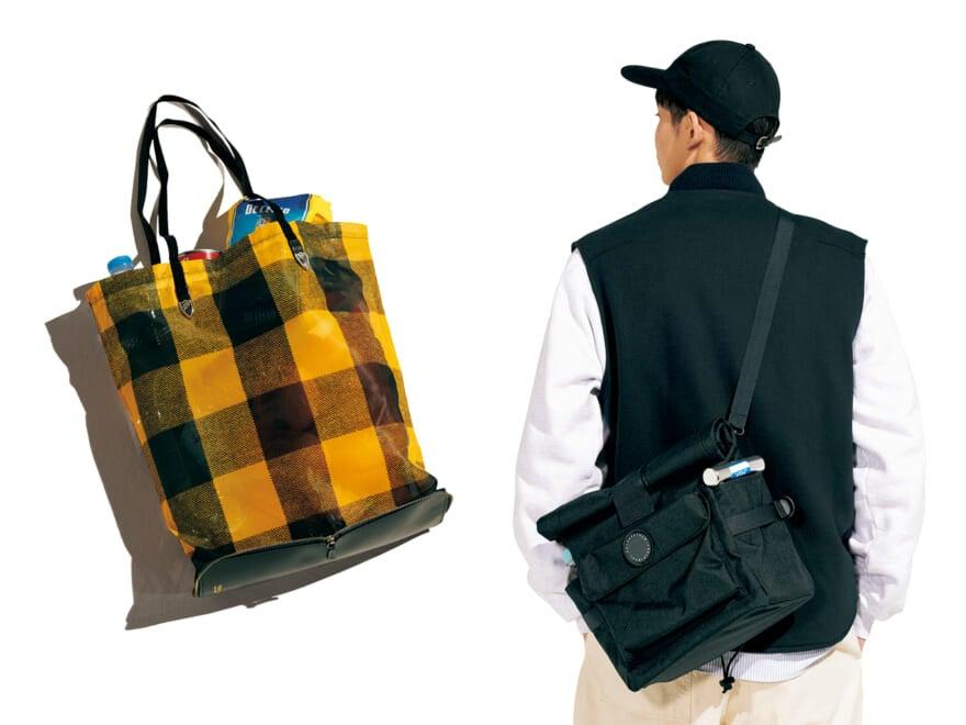 そのバッグ、合ってる? 新しい日常にフィットする機能的バッグ6選