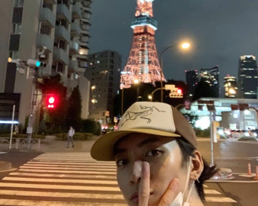 ようやく行けた初の東京タワーに感動! 行かないなんてもったいないですよ。