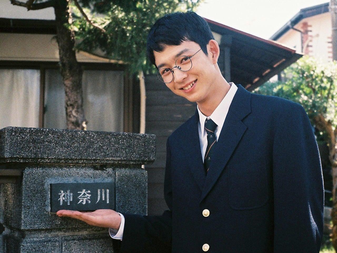 主演映画が11/6公開。自由奔放で短髪メガネの「神奈川」を楽しみながら演じました!