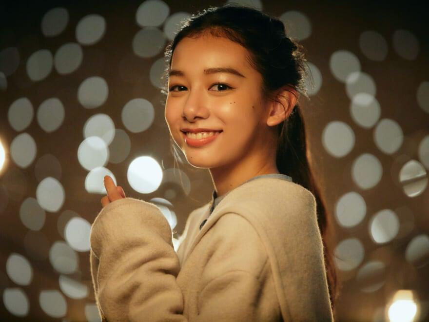 明治CMの美少女、長澤樹さんと冬のデートを彩るイルミネーションを堪能!