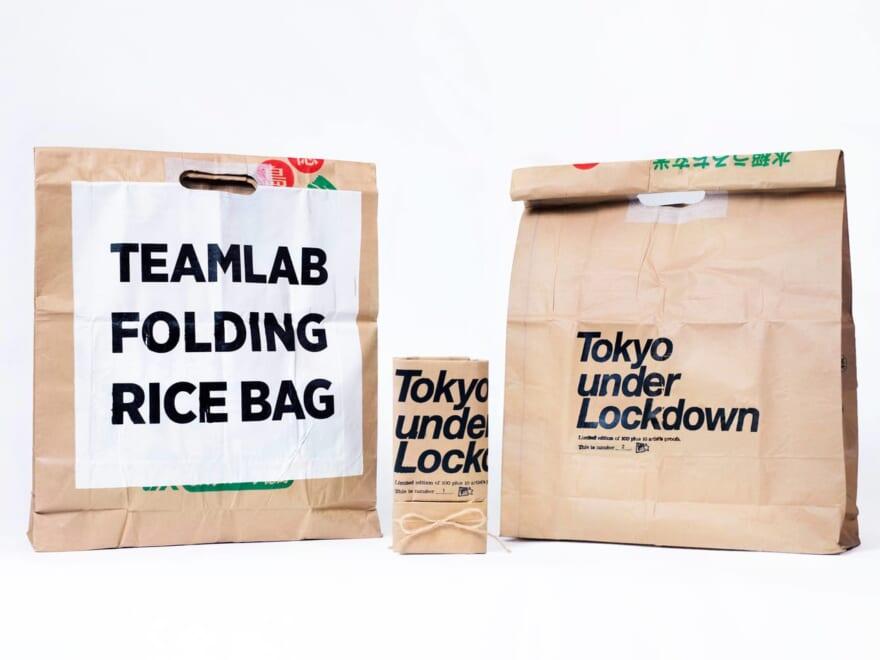 こんなバッグ使ってる人はおしゃれに決まってる! 限定100個の米袋エコバッグ