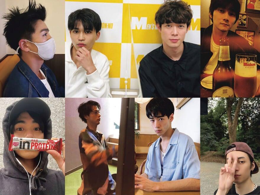 成田 凌、宮沢氷魚、栁 俊太郎…、メンズノンノモデルにとっての「いい○○の日」とは?