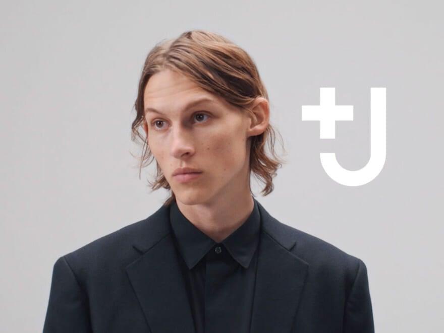 超注目。ユニクロ「+J」のスペシャルムービーを限定公開!