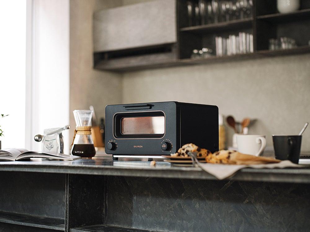 パン派必見! 朝が待ち遠しくなるバルミューダのトースター&オリジナルレシピブック