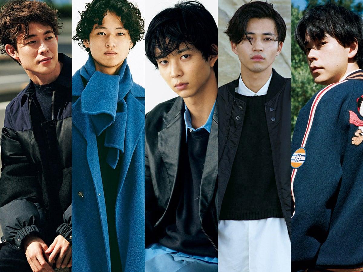 メンズノンノ1月号は専属モデル5人が表紙! 中田、中川、鈴木は表紙初登場!