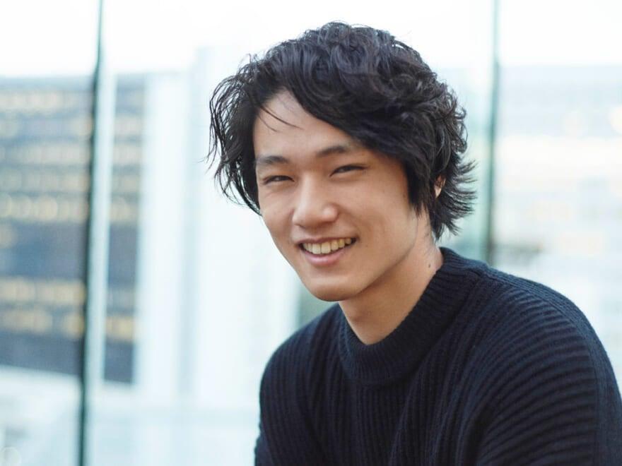 中川大輔、『仮面ライダー』を経て、連続ドラマに挑戦中。新しい刺激が楽しい