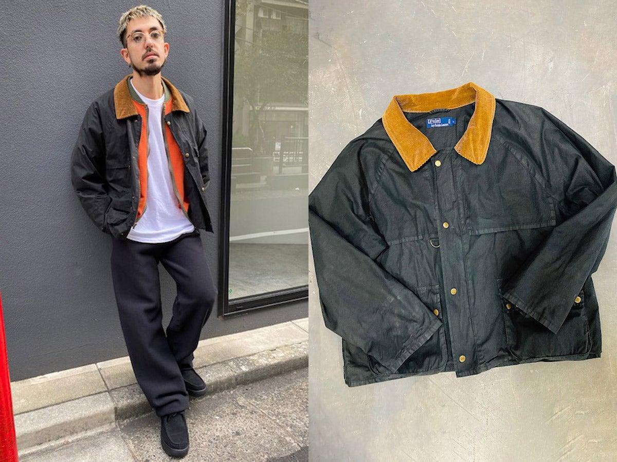 レイヤードできる安い古着が買い。スナップの常連、エリックさんの着こなし方