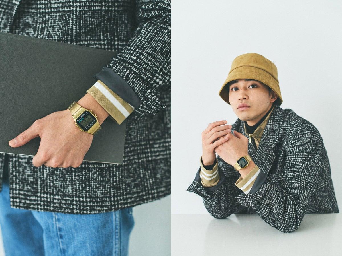 アンダー1万円で買える名作腕時計。タイメックスの超人気3モデルと、冬服のナイスな関係