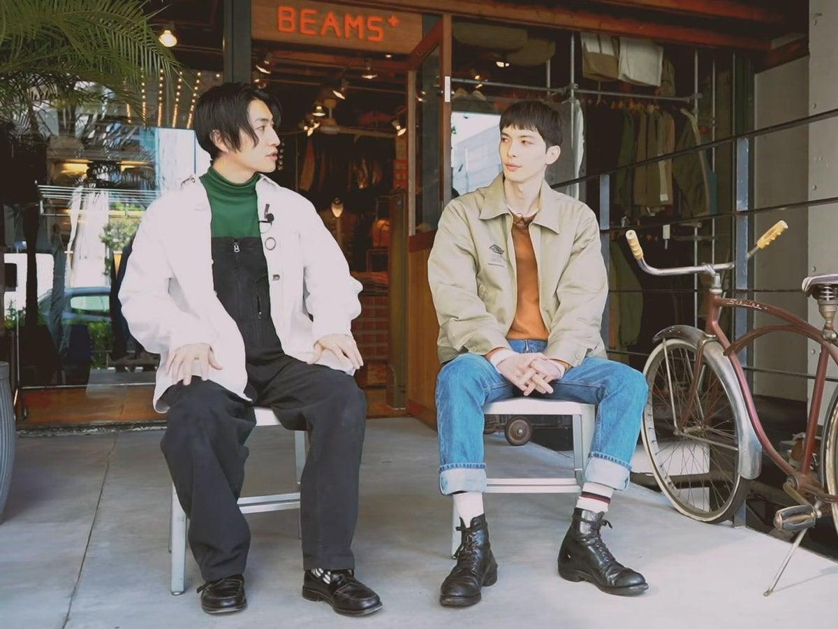 第3回「パートナーとシェアして嬉しいファッションアイテムを探せ!」【BEAMS×メンズノンノ DIG OUT FASHION!】
