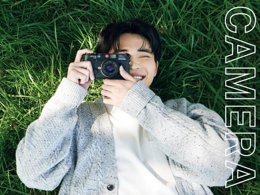 カメラ好きが欲しい【最新カメラ7選】をメンズノンノが厳選!