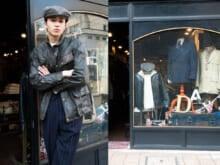 【本当に使える古着屋さんガイド①】英国古着の名店を中田圭祐がレポート!試着もたっぷり