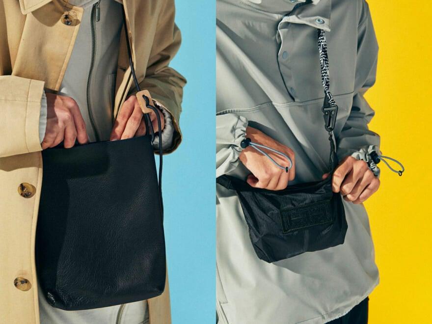 1万円以下のちびバッグが便利すぎ!【2021年の初買いガイドA案B案】WEEK3-3