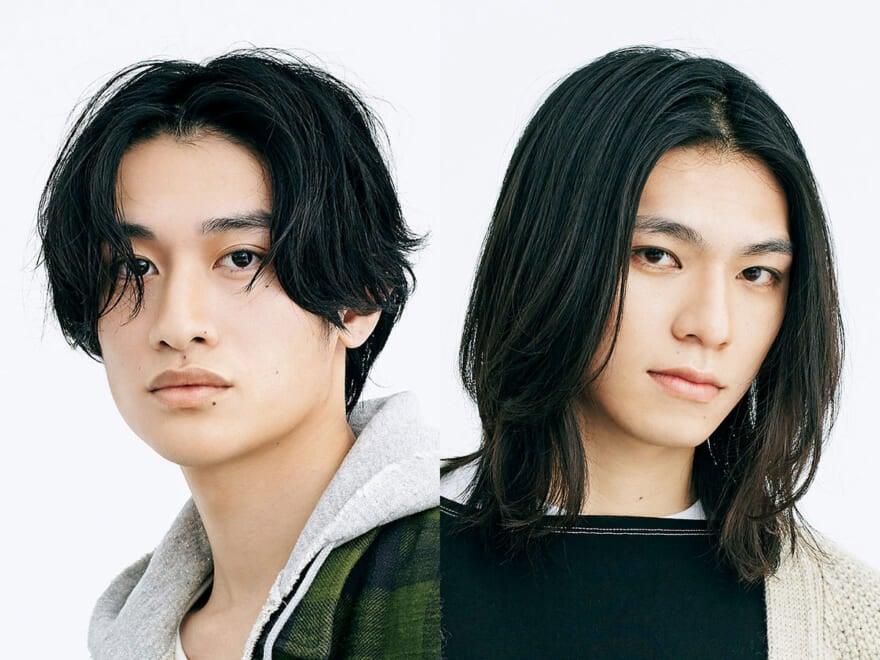 したい髪型が見つかる最強ヘアカタログ100。ミディアム&ロング