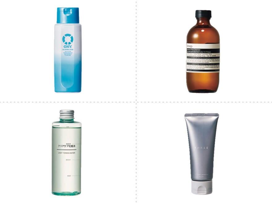 「さらさら肌」のために。オイリー肌に悩む人が買うべき洗顔料と化粧水厳選11