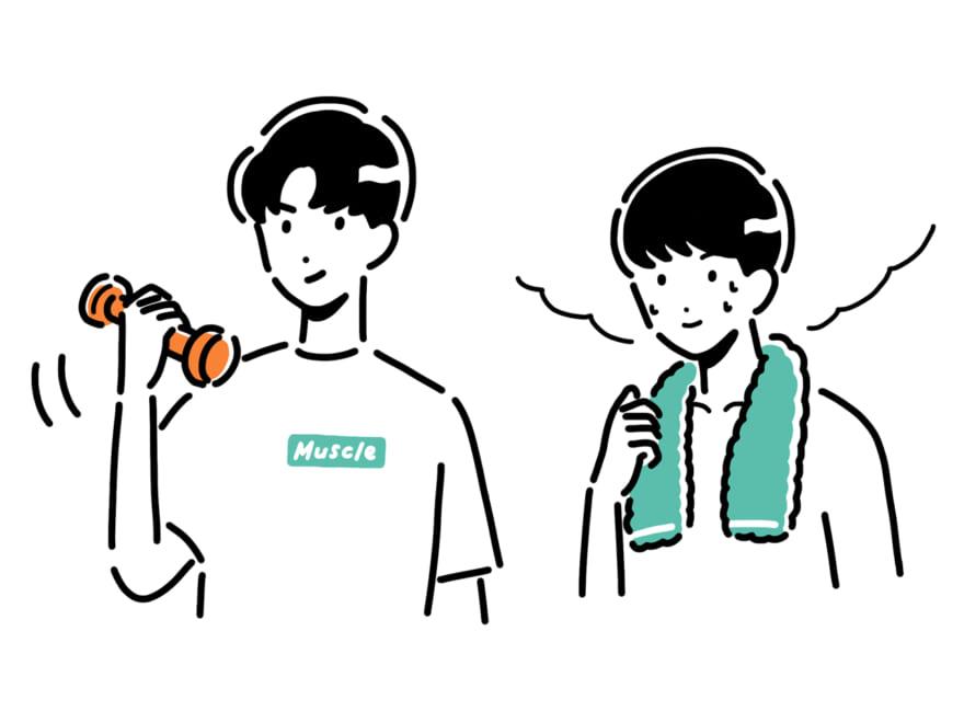 ちゃんと知ってる?【メンズ美容用語辞典】トレーニング&サウナ編